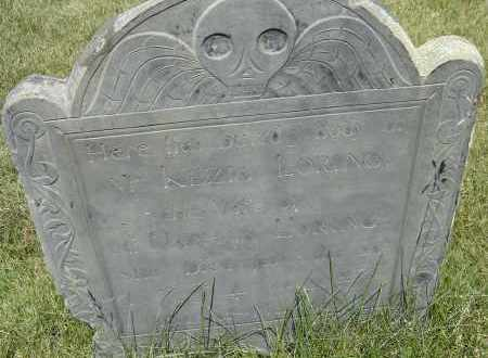 LORING, KEZIA - Middlesex County, Massachusetts | KEZIA LORING - Massachusetts Gravestone Photos