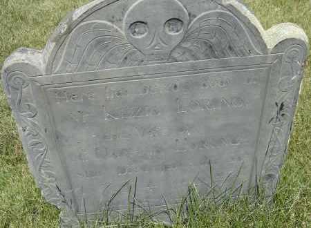 LORING, KEZIA - Middlesex County, Massachusetts   KEZIA LORING - Massachusetts Gravestone Photos