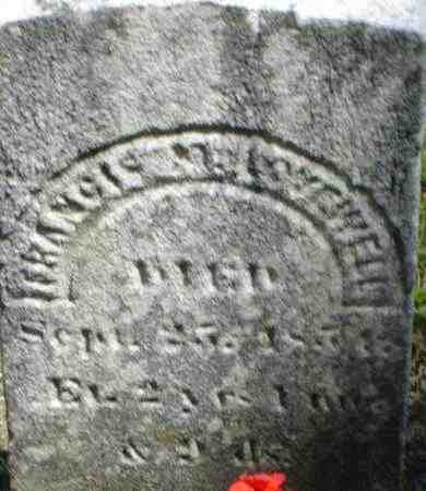 LOVEWELL, FRANCIS M - Middlesex County, Massachusetts | FRANCIS M LOVEWELL - Massachusetts Gravestone Photos