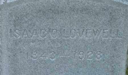 LOVEWELL, ISAAC O - Middlesex County, Massachusetts | ISAAC O LOVEWELL - Massachusetts Gravestone Photos