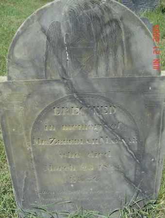 MAYNARD, ZEBEDIAH - Middlesex County, Massachusetts | ZEBEDIAH MAYNARD - Massachusetts Gravestone Photos