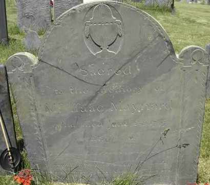 MAYNARD, ISAAC - Middlesex County, Massachusetts | ISAAC MAYNARD - Massachusetts Gravestone Photos