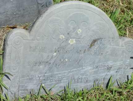 MAYNARD, JOHN - Middlesex County, Massachusetts | JOHN MAYNARD - Massachusetts Gravestone Photos