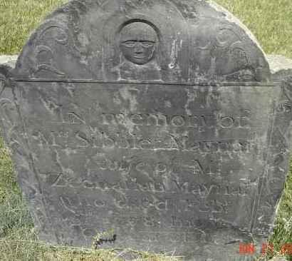 MAYNARD, SIBBLER - Middlesex County, Massachusetts   SIBBLER MAYNARD - Massachusetts Gravestone Photos