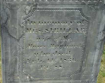 WILLIS MAYNARD, SIBILLAR - Middlesex County, Massachusetts | SIBILLAR WILLIS MAYNARD - Massachusetts Gravestone Photos