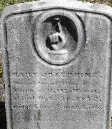 MEAD, MARY JOSEPHINE - Middlesex County, Massachusetts | MARY JOSEPHINE MEAD - Massachusetts Gravestone Photos