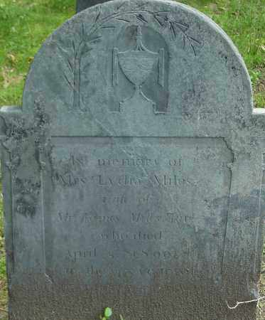 SPRING, LYDIA - Middlesex County, Massachusetts | LYDIA SPRING - Massachusetts Gravestone Photos