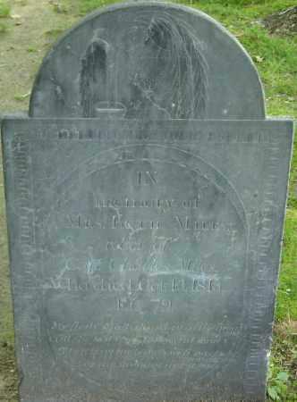 BARRETT, RUTH - Middlesex County, Massachusetts | RUTH BARRETT - Massachusetts Gravestone Photos