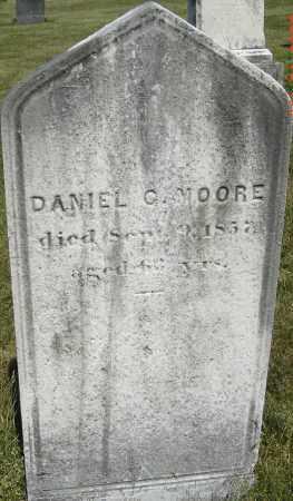 MOORE, DANIEL C - Middlesex County, Massachusetts | DANIEL C MOORE - Massachusetts Gravestone Photos