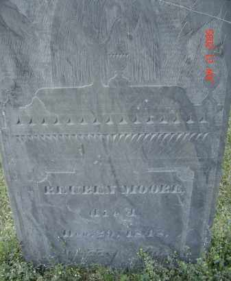 MOORE, REUBEN - Middlesex County, Massachusetts | REUBEN MOORE - Massachusetts Gravestone Photos
