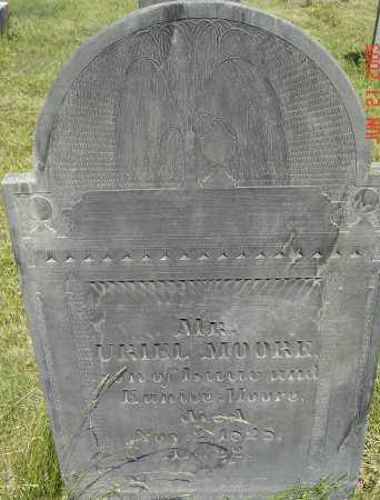 MOORE, URIEL - Middlesex County, Massachusetts | URIEL MOORE - Massachusetts Gravestone Photos