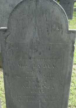 CONANT NOYES, LYDIA - Middlesex County, Massachusetts | LYDIA CONANT NOYES - Massachusetts Gravestone Photos
