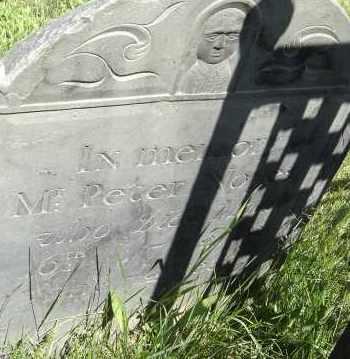 NOYES, PETER - Middlesex County, Massachusetts | PETER NOYES - Massachusetts Gravestone Photos