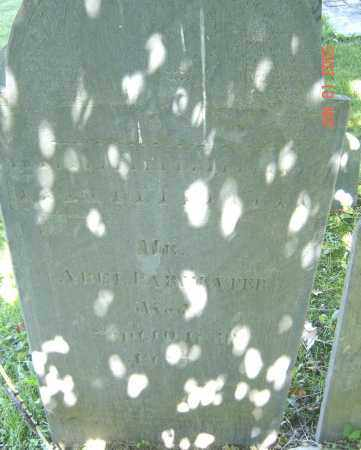 PARMENTER, ABEL - Middlesex County, Massachusetts | ABEL PARMENTER - Massachusetts Gravestone Photos