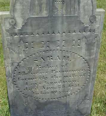 HAYNES, SARAH - Middlesex County, Massachusetts | SARAH HAYNES - Massachusetts Gravestone Photos
