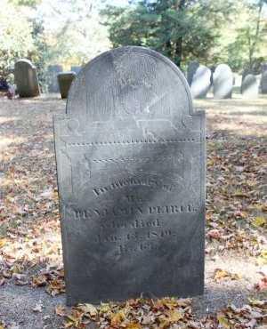 PEIRCE, BENJAMIN - Middlesex County, Massachusetts | BENJAMIN PEIRCE - Massachusetts Gravestone Photos