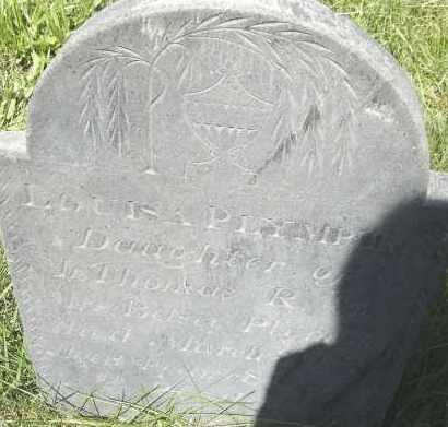 PLYMPTON, LOUISA - Middlesex County, Massachusetts | LOUISA PLYMPTON - Massachusetts Gravestone Photos