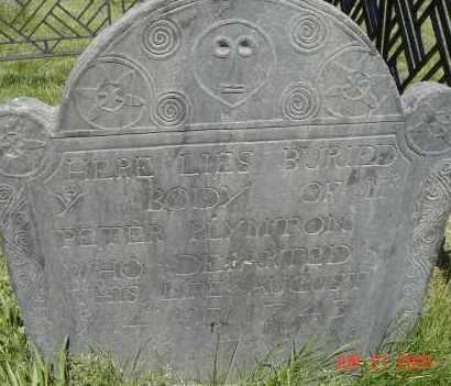 PLYMPTON, PETER - Middlesex County, Massachusetts   PETER PLYMPTON - Massachusetts Gravestone Photos