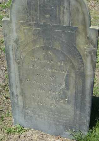 RICE, ABIGAIL - Middlesex County, Massachusetts | ABIGAIL RICE - Massachusetts Gravestone Photos