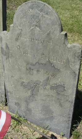 PUFFER, MARY - Middlesex County, Massachusetts | MARY PUFFER - Massachusetts Gravestone Photos