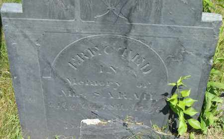 WILLIS, SARAH - Middlesex County, Massachusetts | SARAH WILLIS - Massachusetts Gravestone Photos