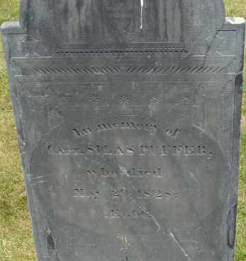 PUFFER, SILAS - Middlesex County, Massachusetts | SILAS PUFFER - Massachusetts Gravestone Photos