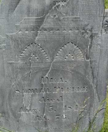 PUFFER, SAMUEL - Middlesex County, Massachusetts | SAMUEL PUFFER - Massachusetts Gravestone Photos