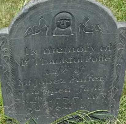 HAYNES, THANKFUL - Middlesex County, Massachusetts | THANKFUL HAYNES - Massachusetts Gravestone Photos