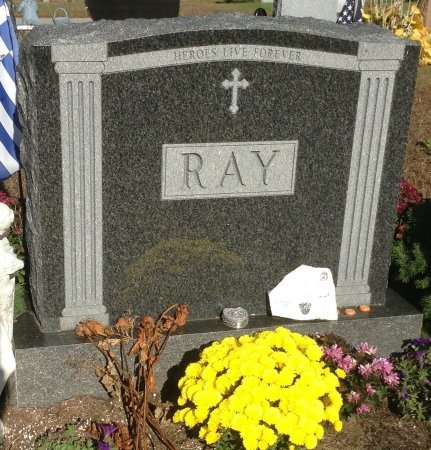 RAY, ANDREW L - Middlesex County, Massachusetts | ANDREW L RAY - Massachusetts Gravestone Photos