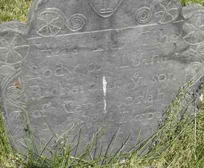 RICHARDSON, LUTHER - Middlesex County, Massachusetts | LUTHER RICHARDSON - Massachusetts Gravestone Photos