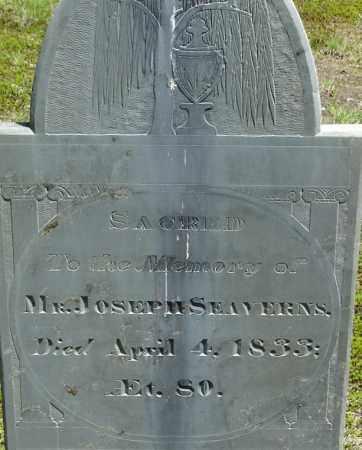 SEAVERNS, JOSEPH - Middlesex County, Massachusetts   JOSEPH SEAVERNS - Massachusetts Gravestone Photos