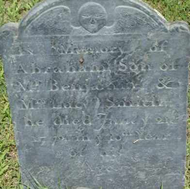SMITH, ABRAHAM - Middlesex County, Massachusetts | ABRAHAM SMITH - Massachusetts Gravestone Photos