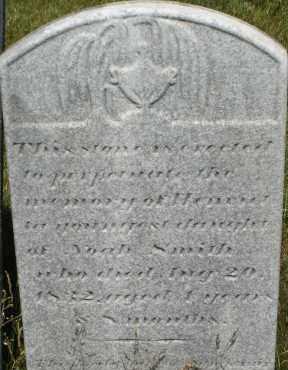 SMITH, HENRICA - Middlesex County, Massachusetts   HENRICA SMITH - Massachusetts Gravestone Photos