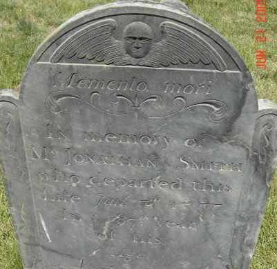 SMITH, JONATHAN - Middlesex County, Massachusetts | JONATHAN SMITH - Massachusetts Gravestone Photos