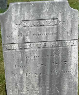 SMITH, RUTH - Middlesex County, Massachusetts | RUTH SMITH - Massachusetts Gravestone Photos