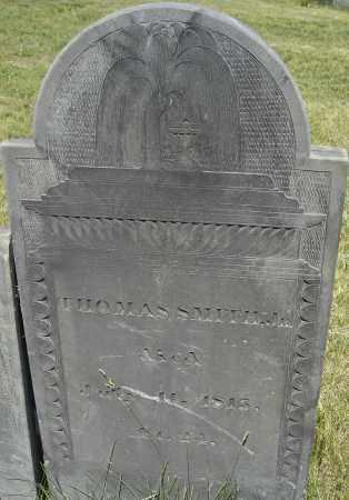 SMITH, THOMAS, JR - Middlesex County, Massachusetts | THOMAS, JR SMITH - Massachusetts Gravestone Photos