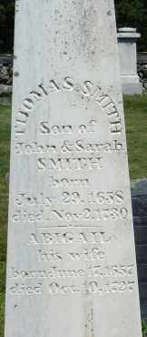 SMITH, THOMAS - Middlesex County, Massachusetts | THOMAS SMITH - Massachusetts Gravestone Photos