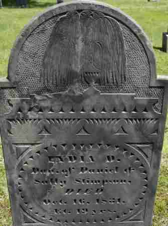 STIMPSON, LYDIA D - Middlesex County, Massachusetts | LYDIA D STIMPSON - Massachusetts Gravestone Photos