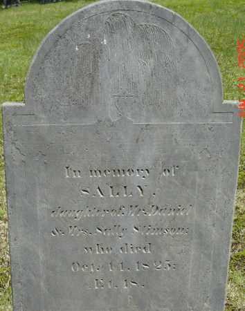 STIMPSON, SALLY - Middlesex County, Massachusetts | SALLY STIMPSON - Massachusetts Gravestone Photos