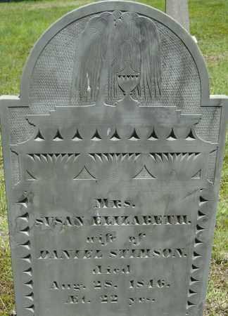 STIMSON, SUSAN ELIZABETH - Middlesex County, Massachusetts | SUSAN ELIZABETH STIMSON - Massachusetts Gravestone Photos
