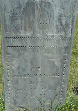 TAYLOR, JOHN - Middlesex County, Massachusetts   JOHN TAYLOR - Massachusetts Gravestone Photos