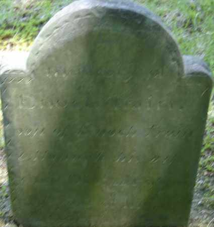 TRAIN, ENOCH - Middlesex County, Massachusetts | ENOCH TRAIN - Massachusetts Gravestone Photos