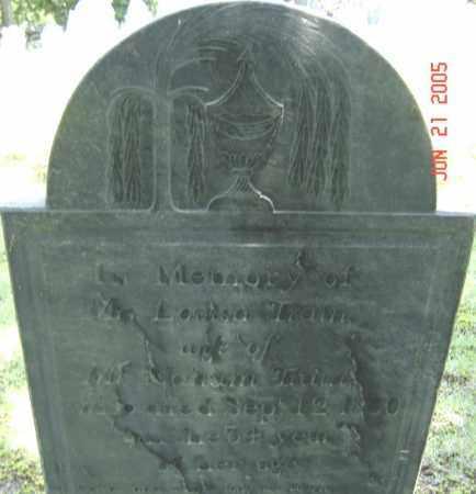 TRAIN, LOUISA - Middlesex County, Massachusetts | LOUISA TRAIN - Massachusetts Gravestone Photos