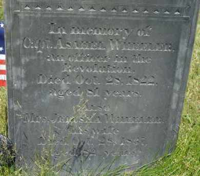HAYNES, JERUSHA - Middlesex County, Massachusetts | JERUSHA HAYNES - Massachusetts Gravestone Photos