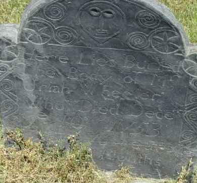 WHEELER, URIAH - Middlesex County, Massachusetts | URIAH WHEELER - Massachusetts Gravestone Photos