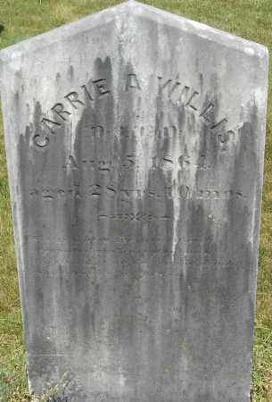 WILLIS, CARRIE A - Middlesex County, Massachusetts | CARRIE A WILLIS - Massachusetts Gravestone Photos