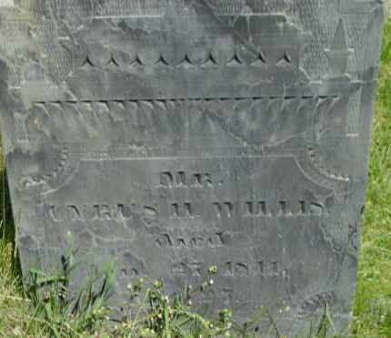 WILLIS, CYRUS H - Middlesex County, Massachusetts | CYRUS H WILLIS - Massachusetts Gravestone Photos