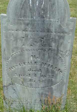 WILLIS, JOSEPH L - Middlesex County, Massachusetts | JOSEPH L WILLIS - Massachusetts Gravestone Photos