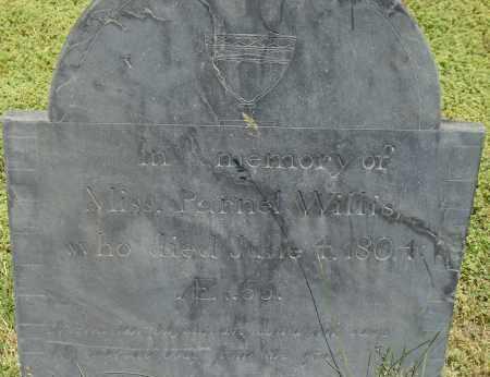 WILLIS, PARNEL - Middlesex County, Massachusetts   PARNEL WILLIS - Massachusetts Gravestone Photos