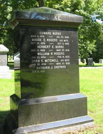 SHEPARD, BARBARA - Plymouth County, Massachusetts | BARBARA SHEPARD - Massachusetts Gravestone Photos